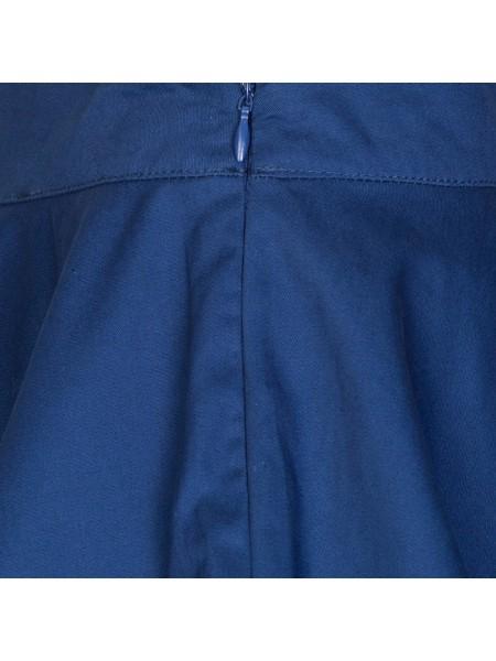 Sukně Lindy Bop tmavě modrá